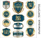 Premium And Luxury Golden Retr...