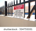 Access Restricted Sign On A...