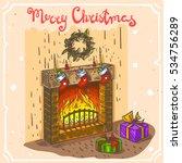 vector color illustration of... | Shutterstock .eps vector #534756289