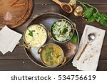 vegan or vegetarian restaurant... | Shutterstock . vector #534756619