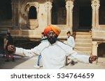 jaisalmer  india   23 february... | Shutterstock . vector #534764659
