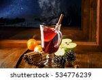 traditional winter holiday...   Shutterstock . vector #534776239