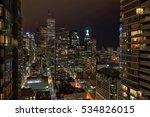 toronto downtown condo life | Shutterstock . vector #534826015