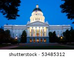 State Capitol Building In...