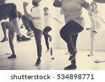 exercise international group... | Shutterstock . vector #534898771