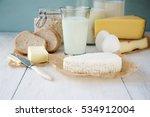 Breakfast Products. Milk  Oats  ...