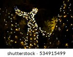 blurred background  christmas... | Shutterstock . vector #534915499