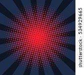 abstract creative concept... | Shutterstock .eps vector #534929665