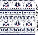 merry christmas. christmas... | Shutterstock .eps vector #534935869