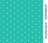 seamless polka dots pattern... | Shutterstock .eps vector #534938425