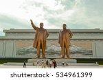 pyongyang  north korea  dprk    ... | Shutterstock . vector #534961399