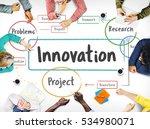 inspiration creative ideas...   Shutterstock . vector #534980071