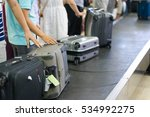 lines of people waiting for...   Shutterstock . vector #534992275