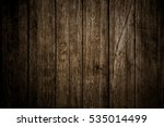 old wooden background | Shutterstock . vector #535014499