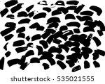 grunge texture. abstract...   Shutterstock .eps vector #535021555
