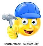 a cartoon handy man carpenter...