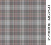 tartan traditional checkered... | Shutterstock .eps vector #535039165