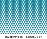 abstract geometric hipster... | Shutterstock .eps vector #535067869