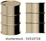 gold barrel | Shutterstock . vector #53510728
