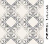 vector seamless pattern. modern ... | Shutterstock .eps vector #535110331
