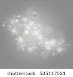 glow light effect. vector...   Shutterstock .eps vector #535117531