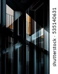 industrial or office building... | Shutterstock . vector #535140631
