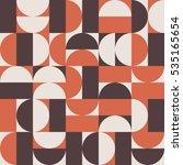 vector seamless background... | Shutterstock .eps vector #535165654