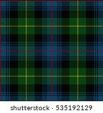 Vector Knitted Plaid Tartan...