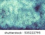 blue bokeh background | Shutterstock . vector #535222795