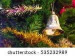 Christmas Bells Against...
