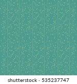 vector seamless pattern with... | Shutterstock .eps vector #535237747