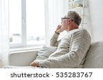 old age  problem and people... | Shutterstock . vector #535283767
