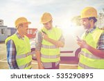 industry  building  technology... | Shutterstock . vector #535290895