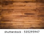 wooden texture background. teak ... | Shutterstock . vector #535295947