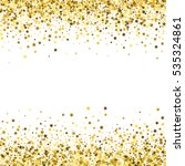 abstract pattern of random... | Shutterstock . vector #535324861