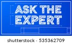 detailed illustration of a ask... | Shutterstock .eps vector #535362709