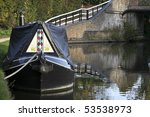 Traditional Narrow Boat Barge...
