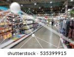 deep learning   neural networks ...   Shutterstock . vector #535399915