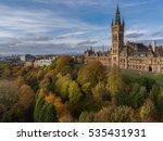 Glasgow University Gilbert...