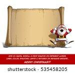 vector cartoon illustration of... | Shutterstock .eps vector #535458205