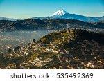 View Of El Panecillo In The...
