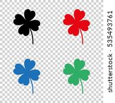 Clover With Four Leaves   ...