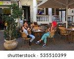 tel aviv  israel   april 3 ... | Shutterstock . vector #535510399