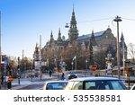 view of stockholm   nordic... | Shutterstock . vector #535538581