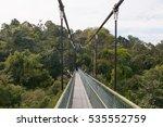 singapore suspension bridge... | Shutterstock . vector #535552759