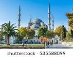 istanbul  turkey   october 31 ...   Shutterstock . vector #535588099
