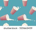 seamless vector pattern of...   Shutterstock .eps vector #535663459