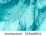 green turquoise vintage color... | Shutterstock . vector #535668031