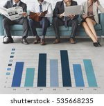 business strategy corporation... | Shutterstock . vector #535668235
