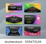 abstract professional and... | Shutterstock .eps vector #535673134